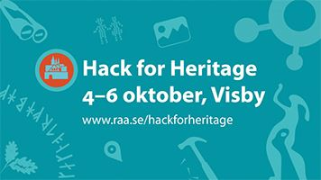 Hack for Heritage 2019