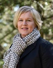 Riksarkivarie Karin Åström Iko