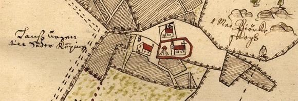 visa karta över sverige Sveriges äldsta storskaliga kartor   Riksarkivet visa karta över sverige